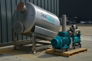 SeaQuest Vacuum System